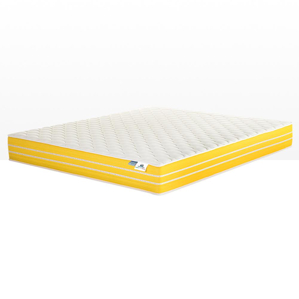 Colchón doble Memory Foam 23 cm ortopédico anatómico 160x190 Comfort M